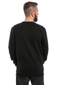 Cleptomanicx Ligull 2 Sweatshirt (black)