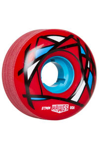 Hawgs Cordova 57mm 90A Roue (red) 4 Pack