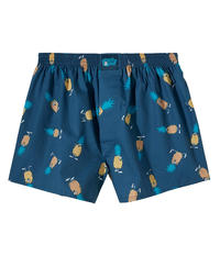Lousy Livin Underwear Ananas Boxers (blue dive)