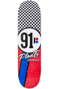 "Plan B Team Checker 8.25"" Planche Skate (multi)"