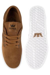 Supra Chino Schuh (brown white white)