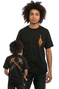 Independent Jessee T-Shirt (black)