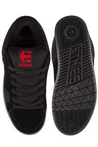 Etnies Kingpin Schuh (black charcoal red)