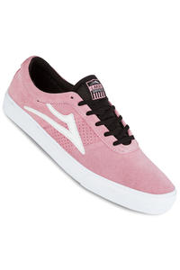 Lakai Sheffield Suede Shoes (pink)