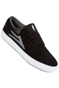 Lakai x Girl Griffin Suede Schuh (black grey)