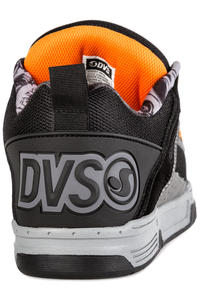 DVS Comanche Nubuck Shoes (black charcoal grey)