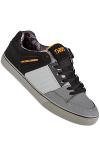 DVS Celsius CT Nubuck Shoes (charcoal grey black deegan)