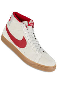Nike SB x FTC Blazer Mid Shoe (light bone brickhouse gum)