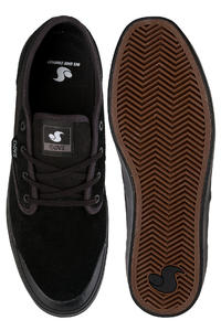 DVS Cedar Suede Shoes (black black)