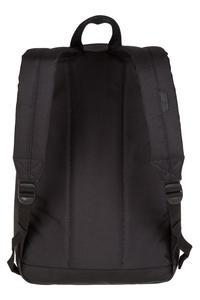 Herschel Pop Quiz Leather Mochila 22L (black black)