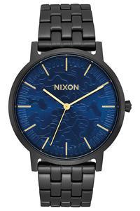 Nixon The Porter Uhr (black camo sunray)