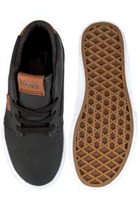 Vans Chapman Mid Leather Zapatilla kids (black true white)