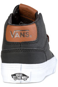 Vans Chapman Mid Leather Zapatilla kids (black true white)