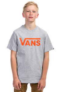Vans OTW T-Shirt kids (athletic heather tangerine)