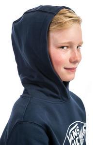 Vans OTW sweat à capuche kids (dress blues white)
