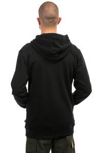 Vans Classic Zip-Sweatshirt avec capuchon (black white)