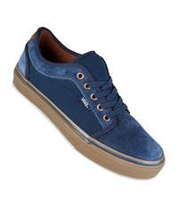 Vans Chukka Low Shoes (rich navy gum)