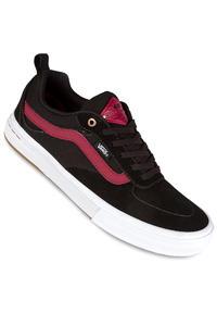 Vans Kyle Walker Pro Shoes (black tibetan red)