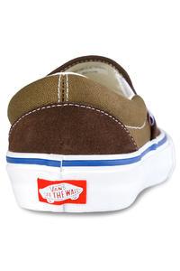Vans Slip-On Pro Shoes (coffee bean teak)