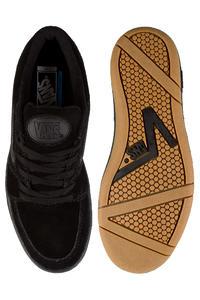 Vans Fairlane Pro Shoes (black black gum)