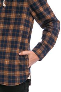 Vans Lopes Shirt (dress blues toffee)
