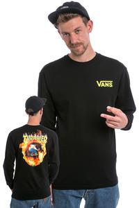 Vans x Thrasher Cardiel Longsleeve (black)
