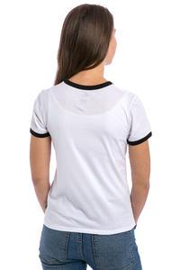 Vans Batter Up 3 T-Shirt women (white black)
