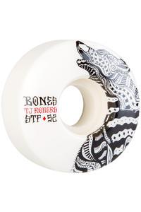 Bones STF Rogers Wolf V3 52mm Wheels (white) 4 Pack