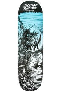 """Creature Gravette Back To The Badlands 8.25"""" Deck (black blue)"""
