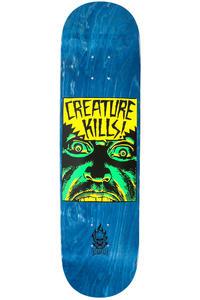 "Creature Ambush 8"" Deck (blue)"
