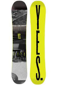 YES Typo 159cm Wide Snowboard