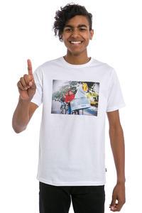 Tealer Pika Phone Home T-Shirt (white)
