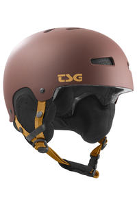 TSG Gravity Solid Color Snow-Helmet (satin clay)