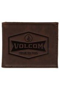 Volcom Draft Wallet (dark chocolate)