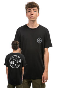 Volcom On Lock Camiseta (black)