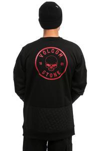 Volcom Pat Moore Snow Fleece Sweatshirt (black)