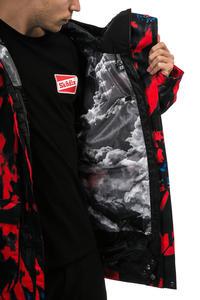 Volcom Utilitarian Snowboard Jacke (red)
