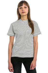 Wemoto Surry Stripe T-Shirt women (offwhite black)