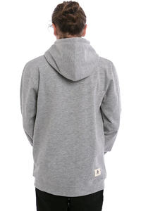 Anuell Dilmore sweat à capuche (heather grey)