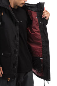 Horsefeathers Kadam  Snowboard Jacke (black)