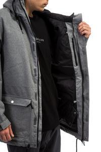 Horsefeathers Kadam Snowboard Jacke (grey melange)