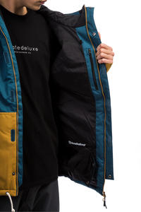 Horsefeathers Erebus Giacca da snowboard (heather navy)