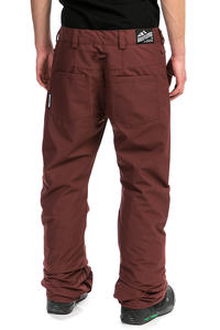 Horsefeathers Cheviot  Snowboard Hose (ruby)