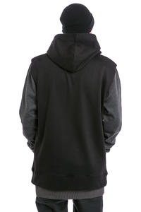 DC Dryden Snow Hoodie (dark shadow heather)