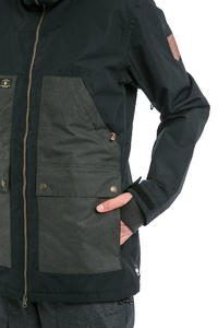 DC Summit Snowboard Jacket (black)