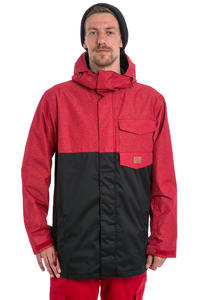 DC Merchant Snowboard Jacke (chili pepper)