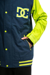 DC DCLA Snowboard Jacket (tender shots)