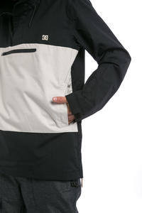 DC Rampart Snowboard Jacket (black)