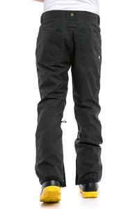 DC Relay Snowboard Hose (waxed black)