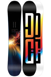 DC Ply 153cm 2017/18Snowboard